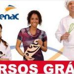 Cursos profissionalizantes GRÁTIS do Senac – Veja aqui como se inscrever