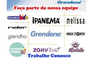 Trabalhe Na Grendene Indústria de Calçados Empregos e Estágio