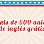Site oferece mais de 600 aulas de inglês grátis