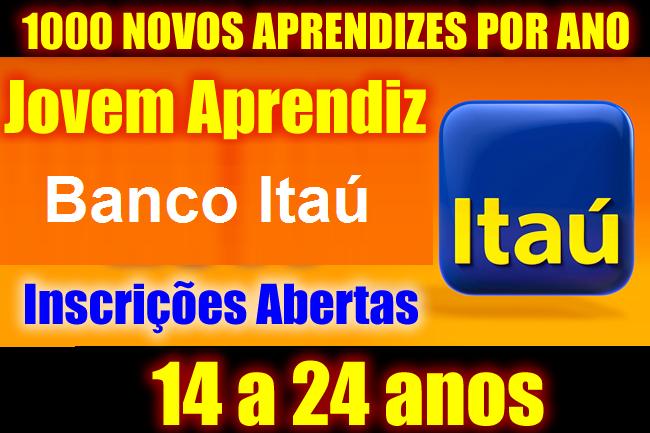 Jovem Aprendiz Itaú – 2016