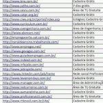 Lista completa de Sites de vagas de Emprego em que o cadastro é gratuito