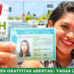 Detran abre inscrições para CNH Gratuita – CNH SOCIAL 2019